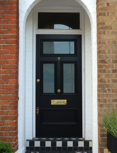 London Doors, Front Door, Victorian / Edwardian Door | DOORS ...