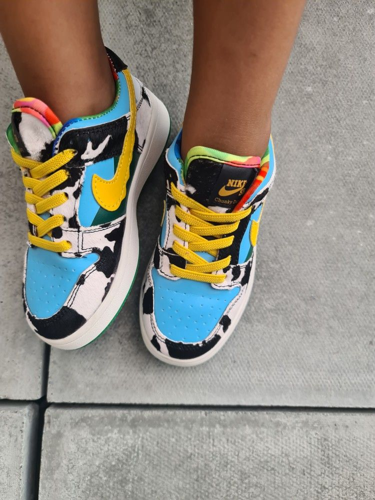 Ejecutable fibra Artificial  Nike SB Dunk Low Chunky Dunky kids in 2020 | Nike sb dunks, Nike sb, Dream  shoes