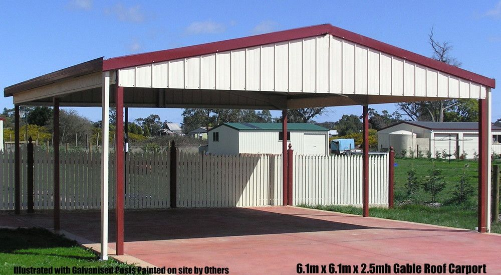 Australian Made steel Carports for Sale Factory Direct