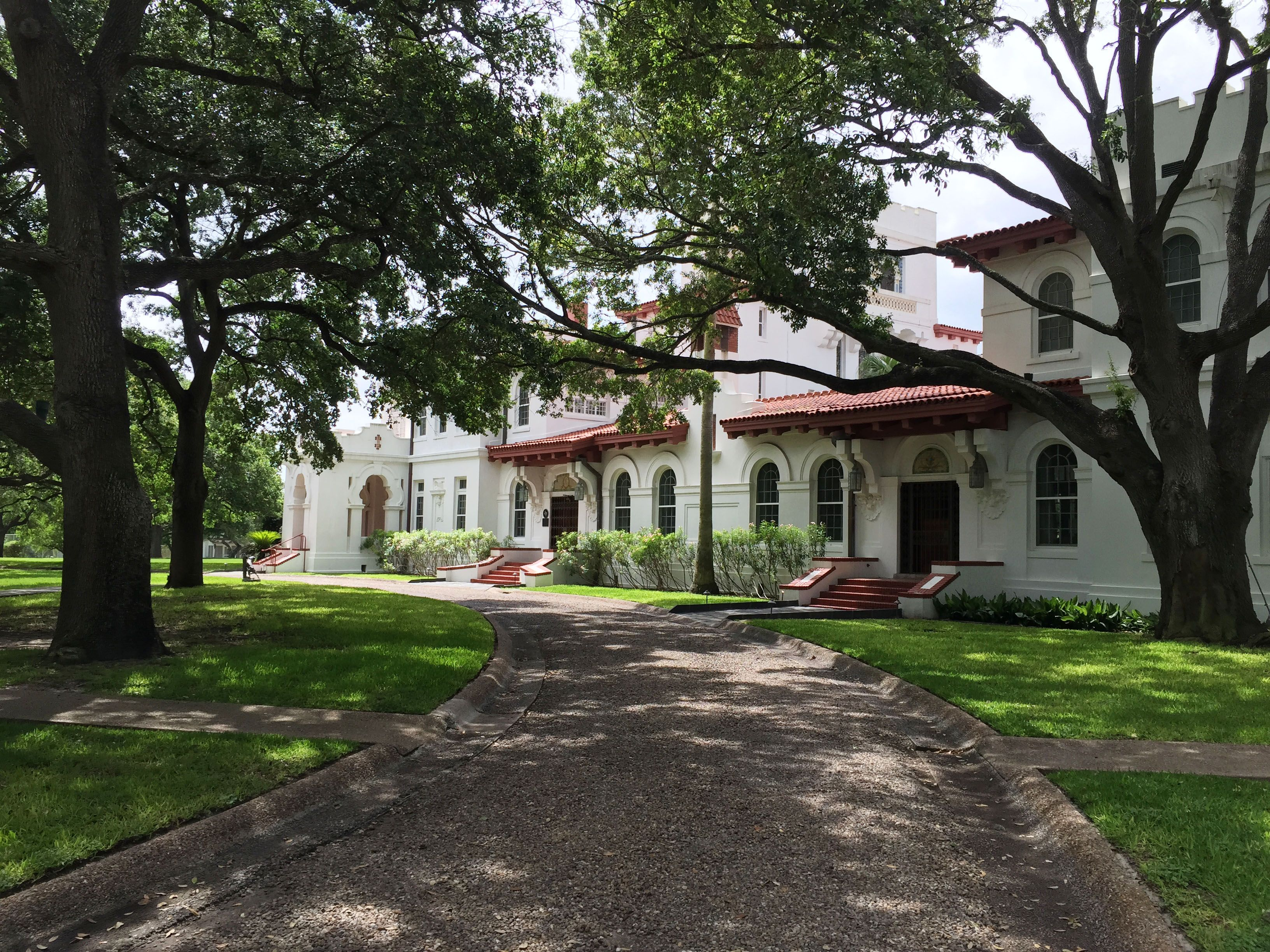 King Ranch Texas >> The King Ranch Main House In Kingsville Texas Texas Kingranch