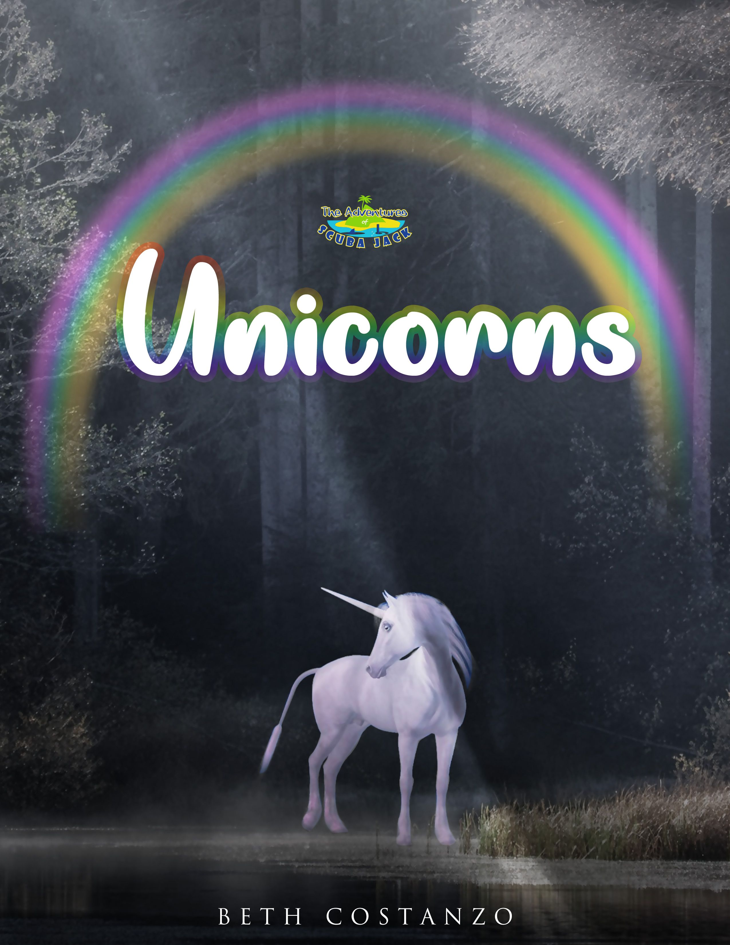 Unicorn Educational Booklet For Kids In