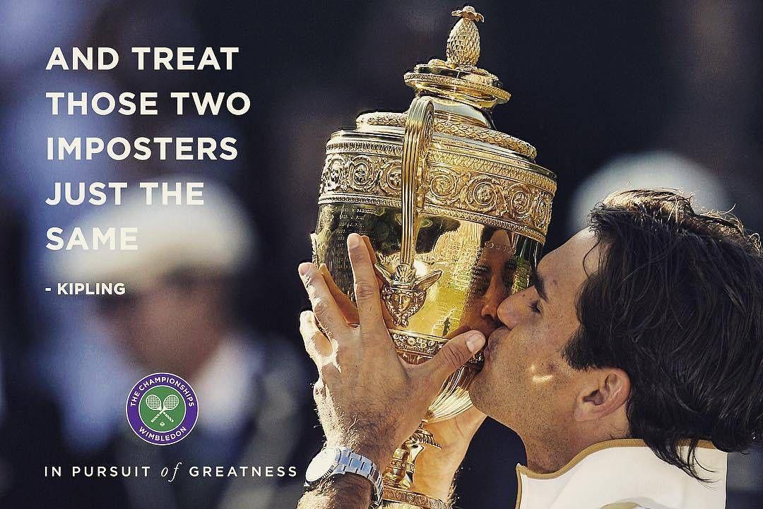 Do të jetë ky Wimbledon-i nr.8 për Roger Federer?  Repost @wimbledon @rogerfederer #federer #rogerfederer #wimbledon #england #atp #atpworldtour #tennis #grandslam