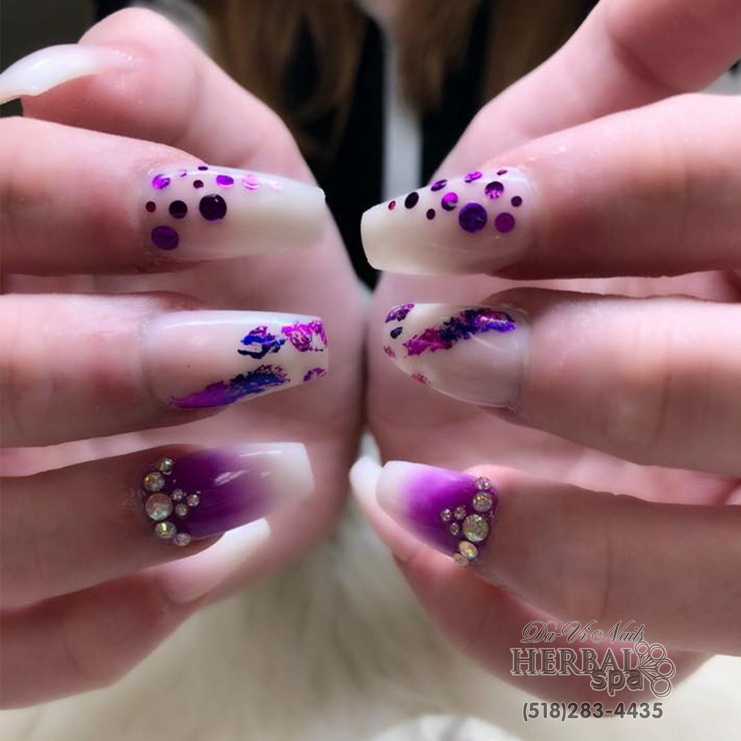 Your Hands And Feet Never Take A Day Off So Take A Good Care Of Them 𝐃𝐚𝐕𝐢 𝐍𝐚𝐢𝐥𝐬 𝐒𝐚𝐥𝐨 Nail Salon And Spa Nail Designs Swag Nails