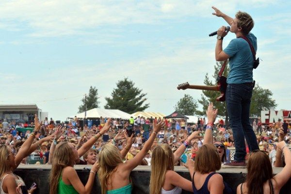 Country Music Festival Survival Tips Faster Horses