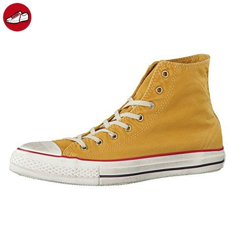 Converse Chuck Taylor All Star Washed Shoes - Butterscotch - Converse  schuhe (*Partner-