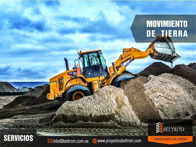 Necesitas preparar el terreno para una #construcción y no tienes cómo hacerlo?  En @pbeltrom te ayudamos con el #servicio de movimiento de tierra par que puedas hacer edificaciones.  Contáctanos en nuestras redes sociales como @pbeltrom Buscanos en la web http://ift.tt/2pcw9de O escríbenos al correo como info@beltrom.com.ve  #tierra #sueños #construir #redes #web #work #vzla #amor #venezuela @nahaweb #world #like #love #live