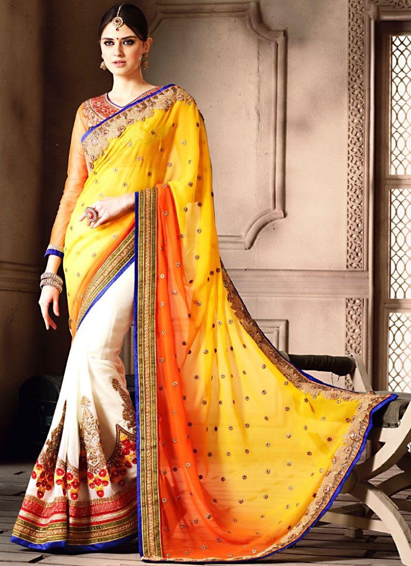 Designer Saris online shopping in USA UK CanadaBuy