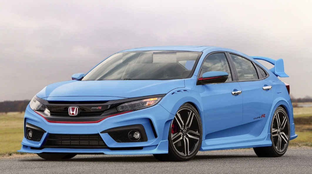 2020 Honda Civic Type R Owners Manual (With images