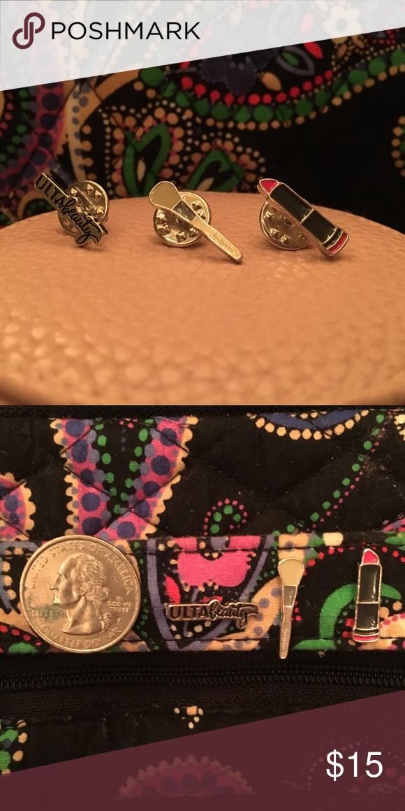 Ulta Beauty Enamel Pin Set Beauty Accessories Ulta Beauty Beauty
