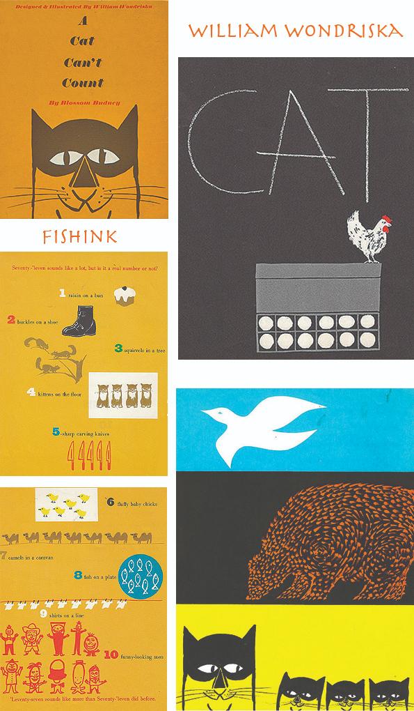William Wondriska Mid century Graphic Designer and