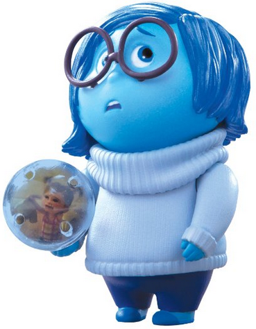 Sadness Disney Infinity 3 0 Inside Out Characters Disney Infinity Inside Out Characters Disney