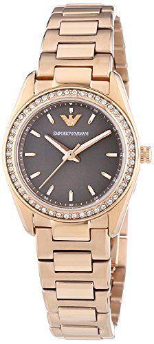 Emporio Armani Damen-Armbanduhr XS Analog Quarz Edelstahl AR6030 - http://on-line-kaufen.de/emporio-armani-2/emporio-armani-damen-armbanduhr-xs-analog-quarz-2
