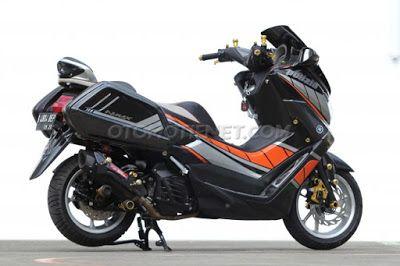Modifikasi Motor Nmax Yamaha Yamaha Nmax Motor Yamaha