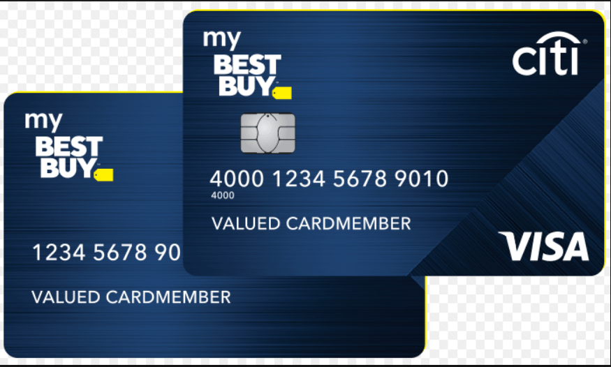 The Best Buy Credit Card is used for online banking in