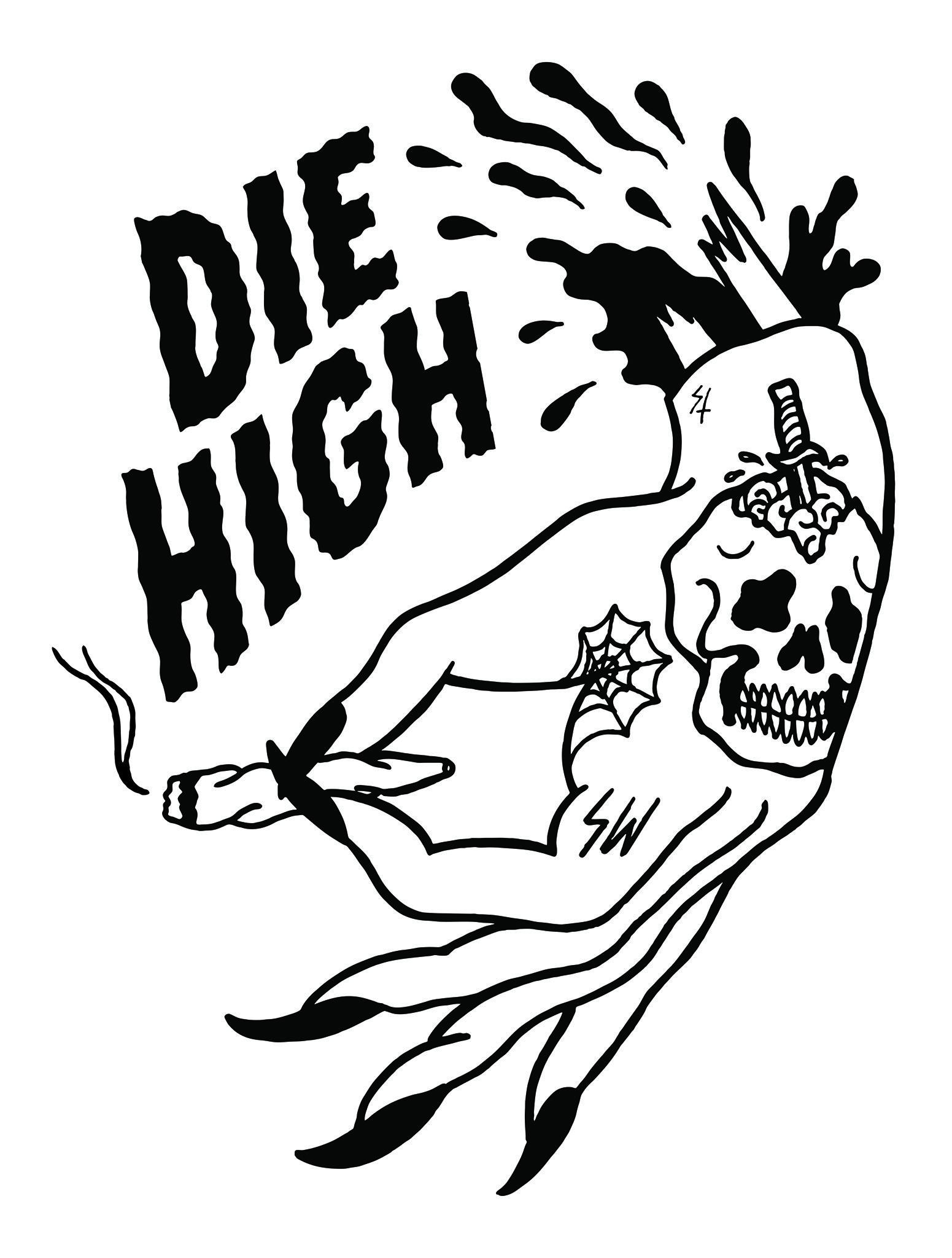 Die High Sketchytank Tattoo Pinterest Tatuajes Ideas De