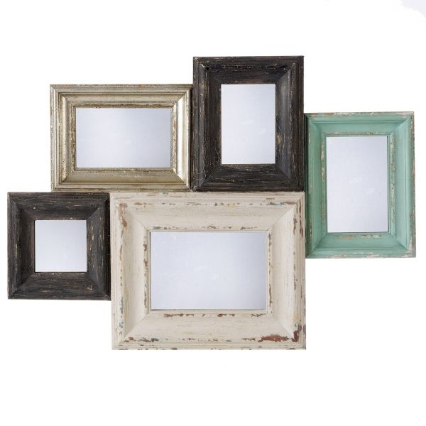 Adele Mirror Multi Frame Home Sweet Home Unique