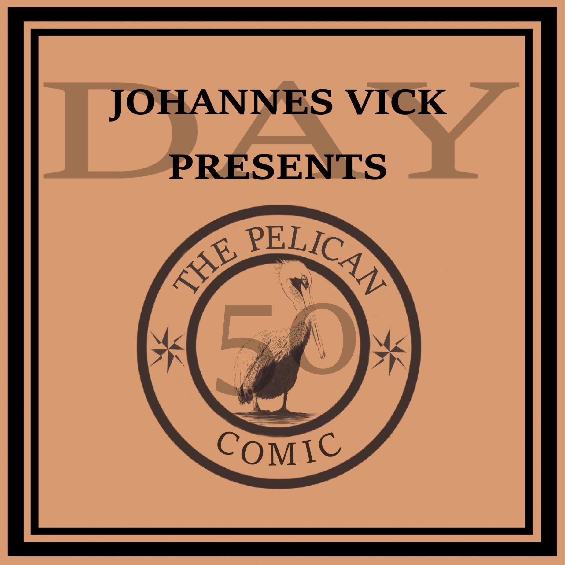 100 Days of Making Comics day 50
