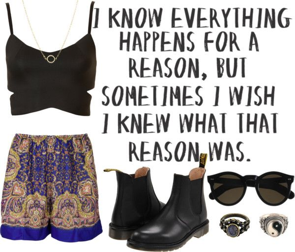 """what's the reason?"" by mar-lily ❤ liked on Polyvore"