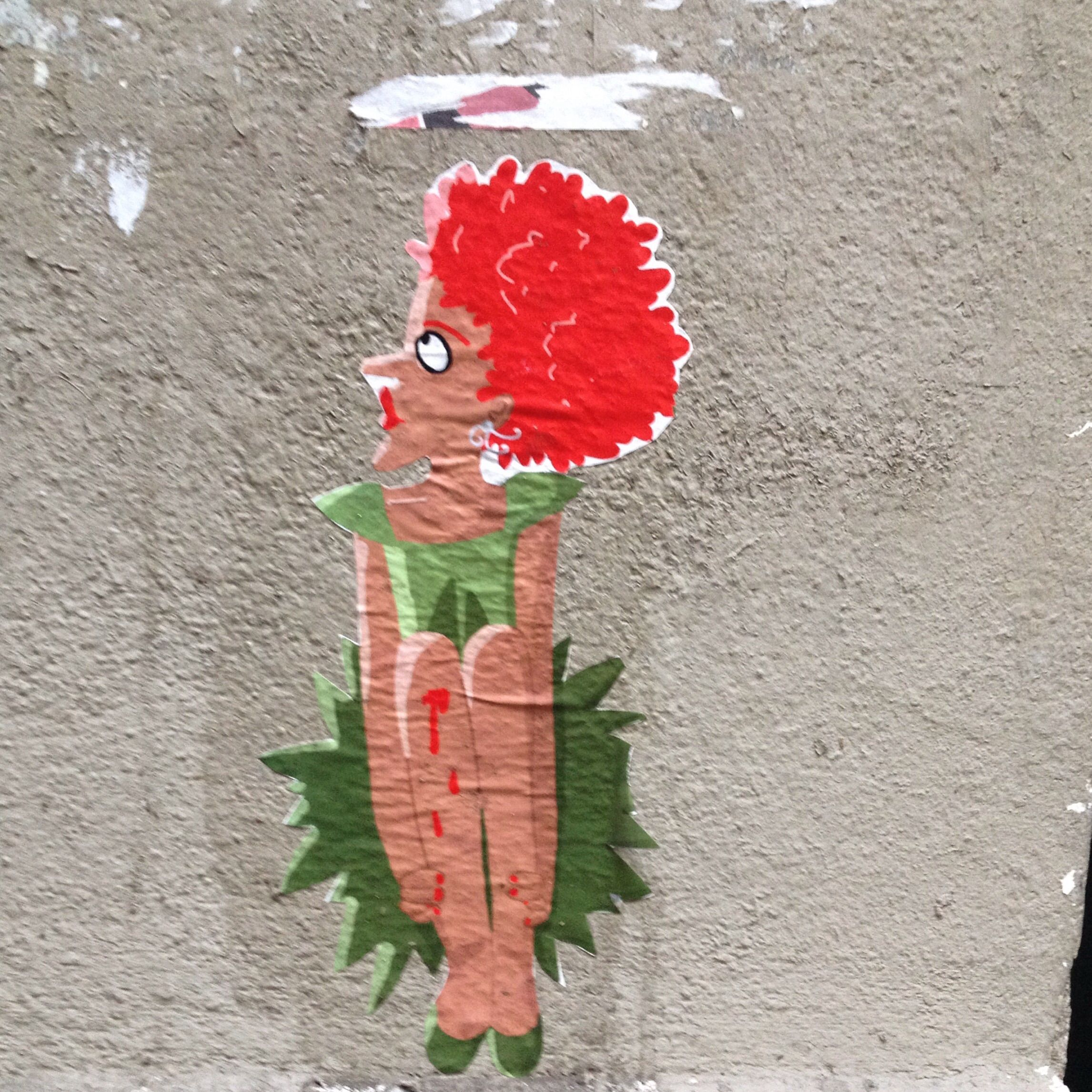 Rousse #streetart