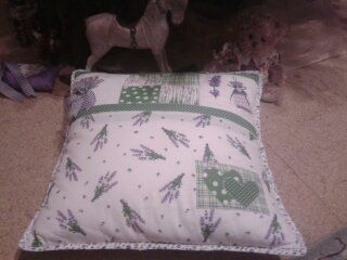Lavanda pillow