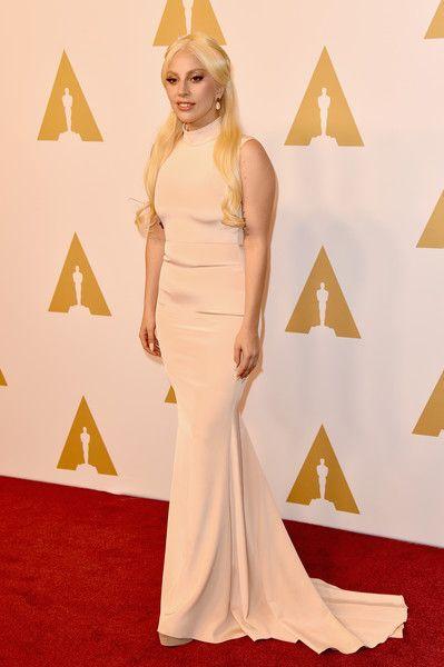 Lady Gaga in Christian Siriano