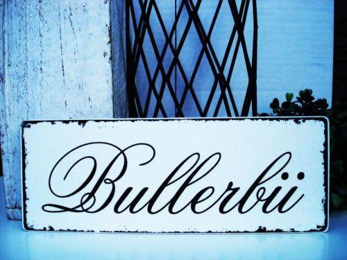 details zu schild t rschild vintage bullerb nostalgie landhaus shabby antik look. Black Bedroom Furniture Sets. Home Design Ideas
