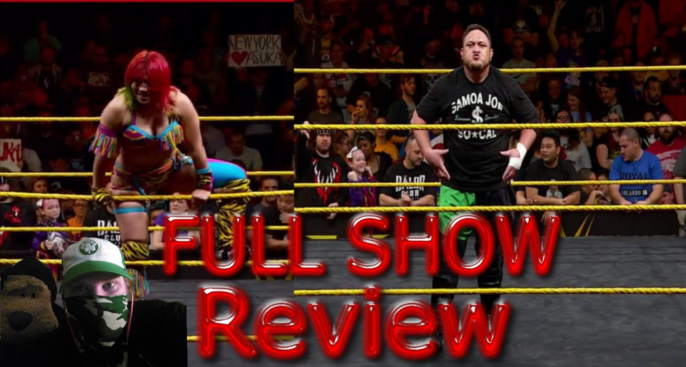 3 23 16 wwe nxt march 23 2016 full show review