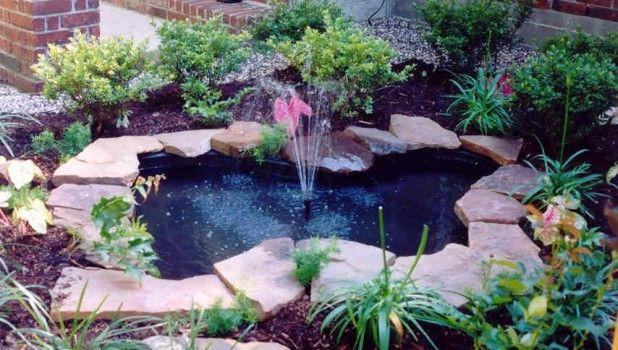 30 Fascinating Garden Pond Design Leeds To Create Innovative Home Garden Decorating 4fleece Co Small Backyard Ponds Ponds Backyard Small Backyard Landscaping