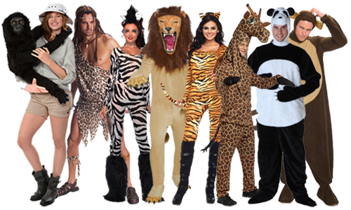 Halloween Costume Theme Ideas For Office.Group Costume Idea Zoo Safari Or Sanctuary Halloween Animal