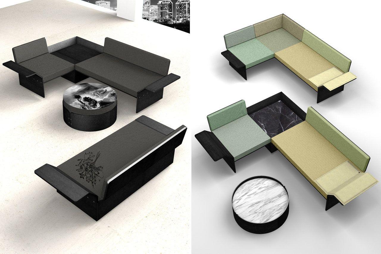 Di Tommaso Arredamenti Ostia tord boontje, the 22nd flor sofa, moroso #salone2014 #design
