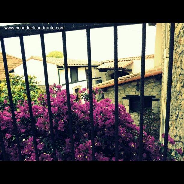 Balcón de la posada