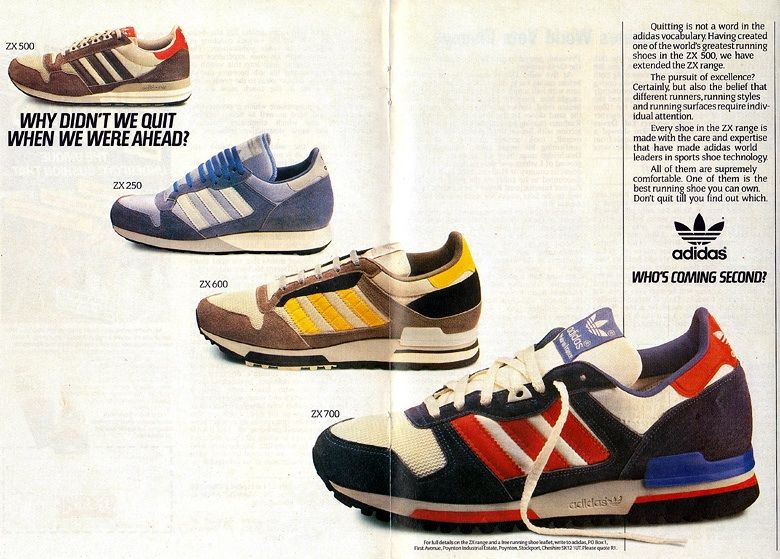Adidas ZX 700 | Adidas for Everyone in 2019 | Adidas retro
