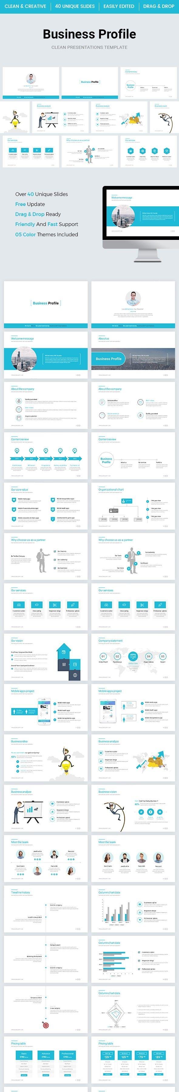 Analysis Animated Brief Presentation Business Business