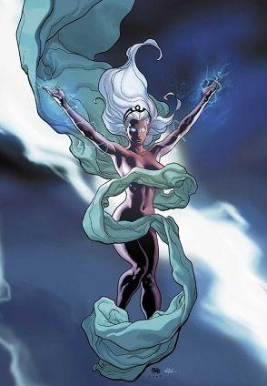 A naked Storm | I LOVE Storm ( X-Men / Marvel