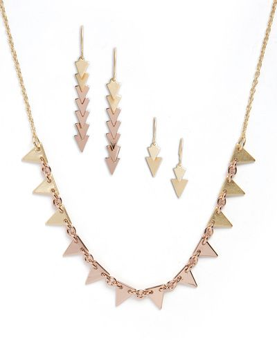 The Ombre Spear Set by JewelMint.com,