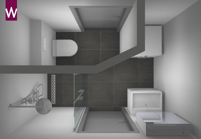Complete badkamers 3d badkamer ontwerpen salle de bain for Inrichting badkamer 3d