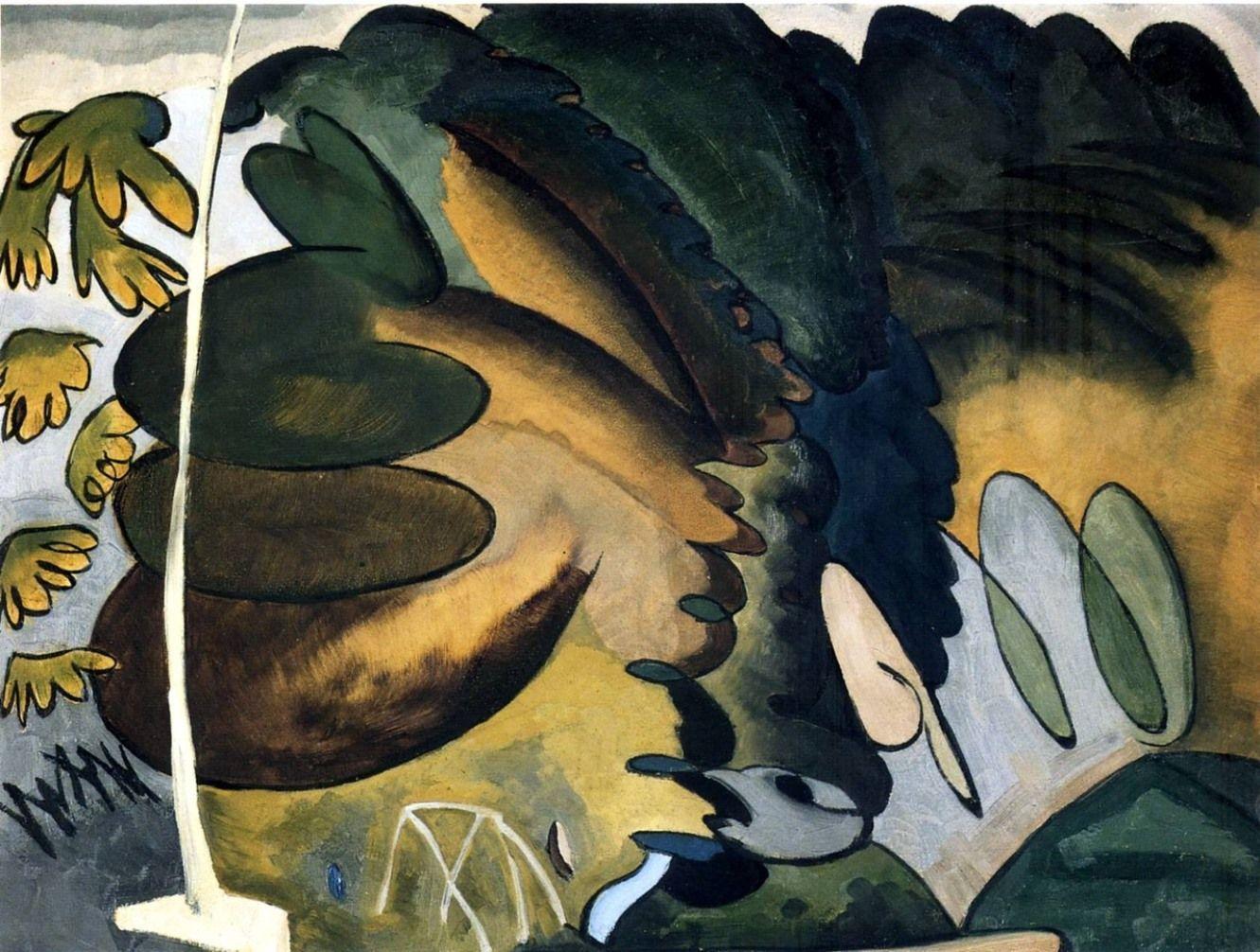 Arthur Dove(USA) アーサー・ダヴ(米) | 抽象絵画, アート, アーサー