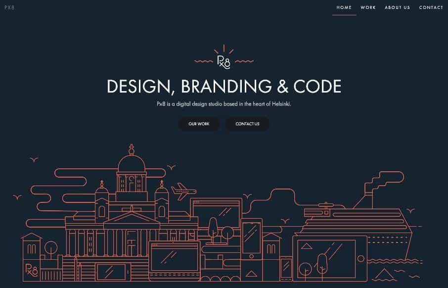 Pin by Assaf Cohen on Web Design Web design, Branding