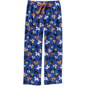 Mickey Mouse Halloween Micro Fleece Sleep Pants I WANT THESE