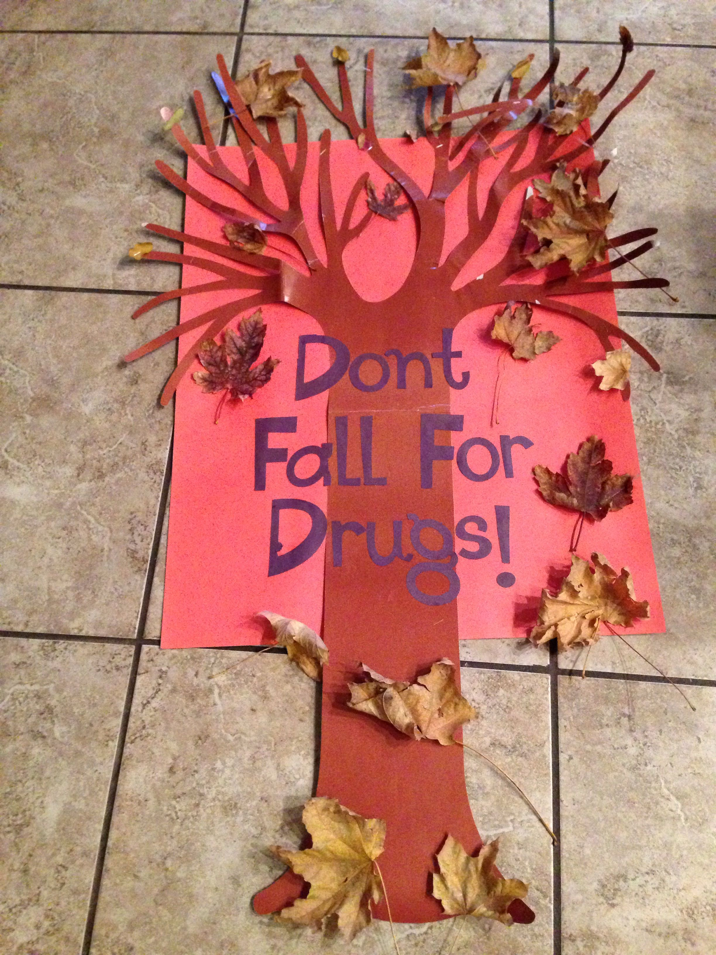 Essay on say no to drugs
