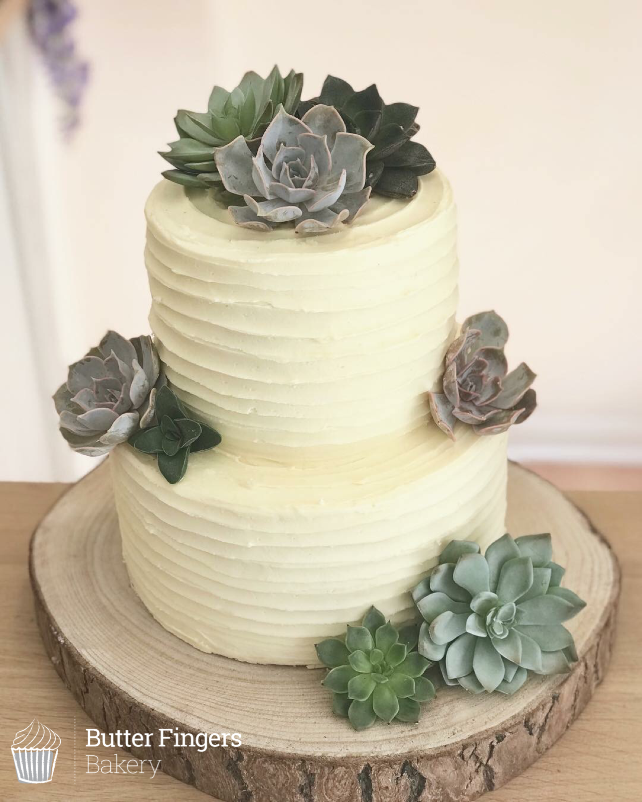 Butter Fingers Bakery Tasty Homemade Cakes Baked Freshly In Matlock Succulent Wedding Cakes Tiered Wedding Cake Homemade Wedding Cake