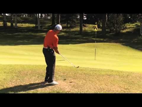 Golf-harjoittelu: 30 minuutin lähipeliharjoittelu - YouTube