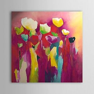 Hand Painted Oil Painting Abstract 1304-AB0480 - WallArtBox