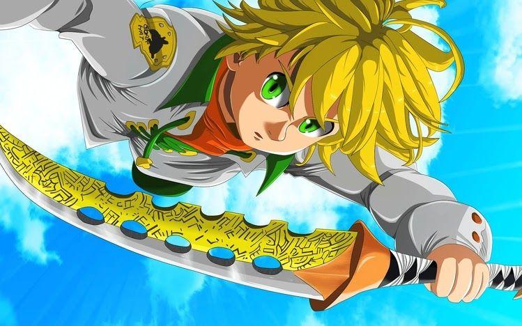 Wallpaper Hd Anime Nanatsu No Taizai