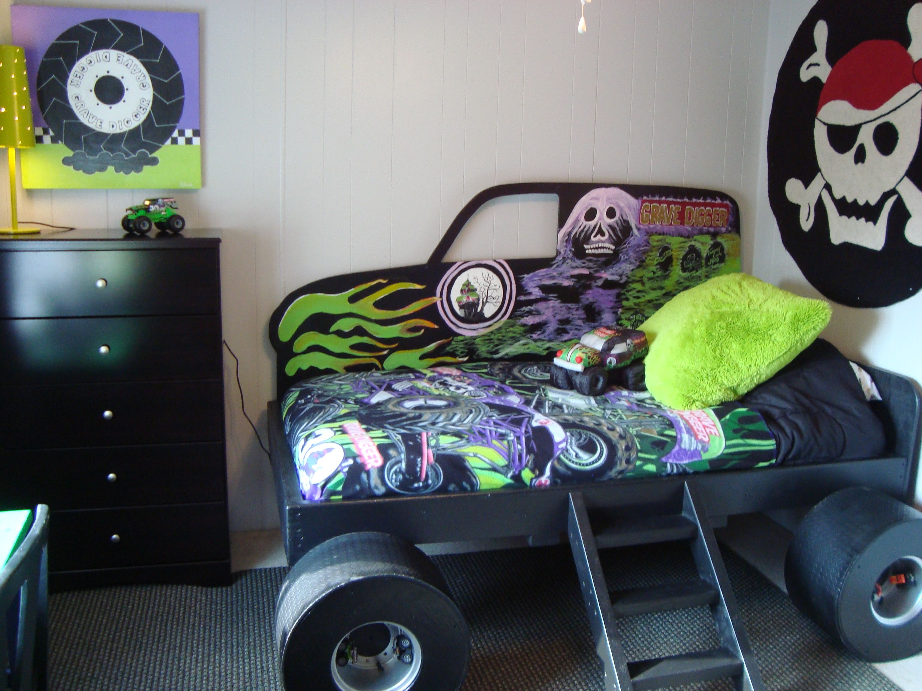 Elegant Bedrooms · Monster Truck ...