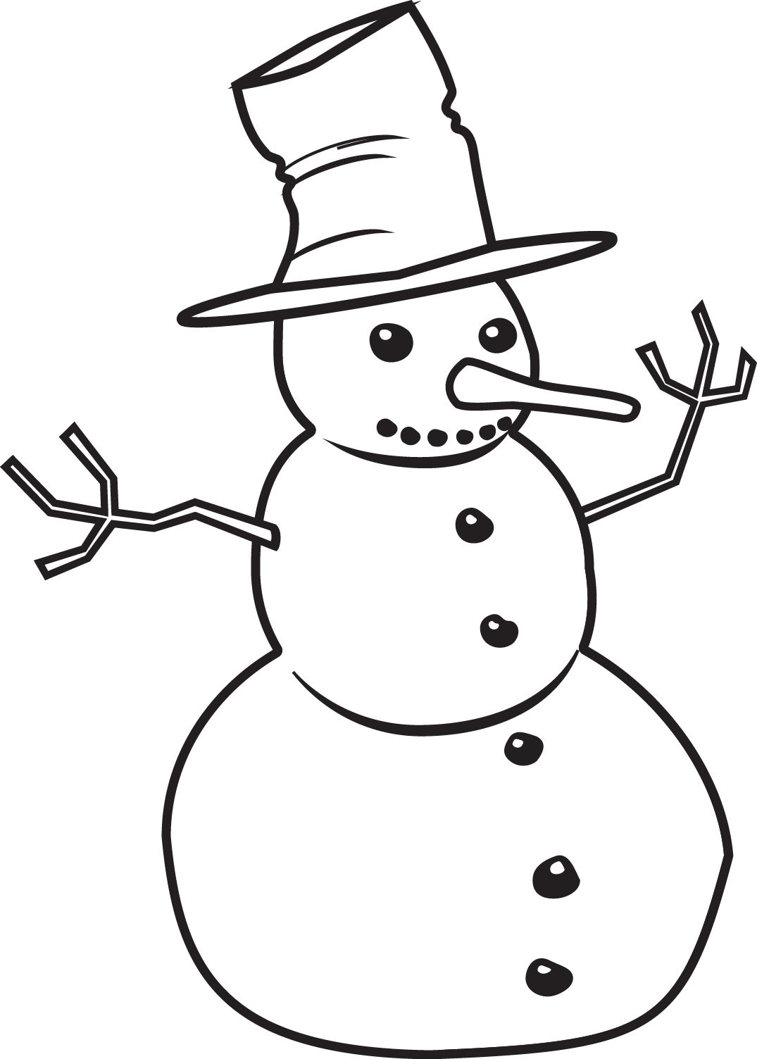 Stay Busy This Winter With Cute Snowman Crafts For Kids
