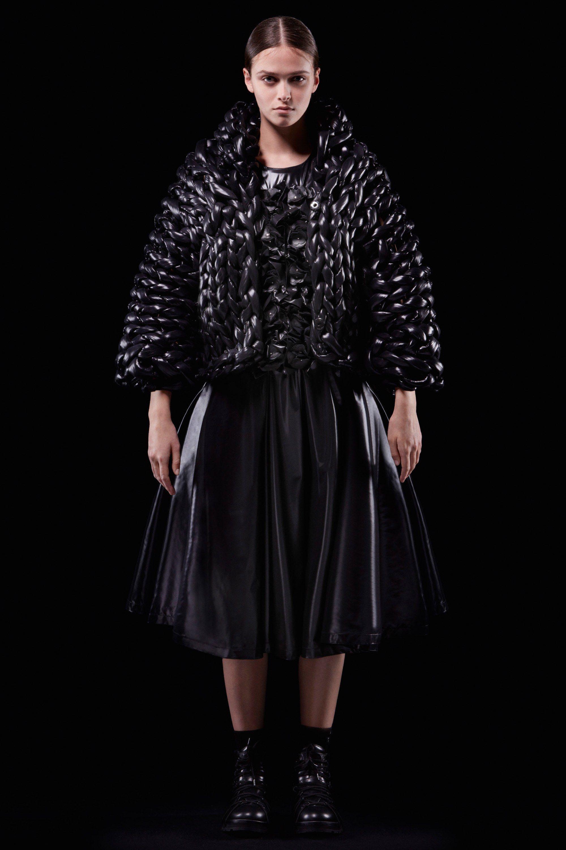 Pre wedding party table decorations february 2019 Moncler  Noir Kei Ninomiya Fall  ReadytoWear Fashion Show
