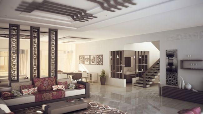 Idées de décoration interieure Marocaine | Salons, Moroccan and ...