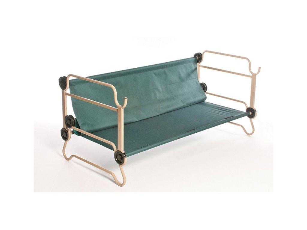 Disc-O-Bed Cam-O-Bunk XL Portable Bunk Bed Cot Review - Disc-O-Bed Cam-O-Bunk XL Portable Bunk Bed Cot Review Loomis