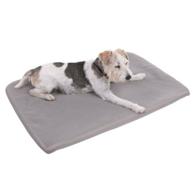 Dog Cooling Mat 90 X 60 Cm Summer Heat Relief Memory Foam Support Pet Bed Dog Cooling Mat Pet Bed Support Animal